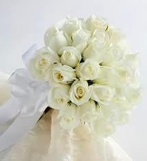 The 10 most popular white wedding flowers bestbride101 by any other name would not be the same and neither would a pure white rose white roses are the most popular of the white flowers used for weddings mightylinksfo