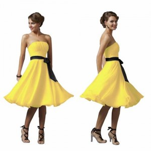 1. Swing Style Bridesmaid Dresses