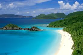1. The U.S. Virgin Islands