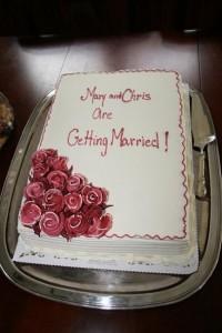 10. Simple Sheet Cake