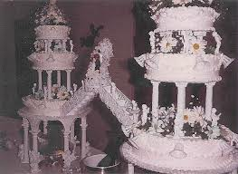 2. Staircase Above the Cake