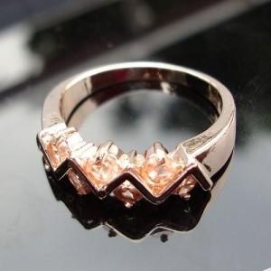 2. Unique Style Engagement Rings