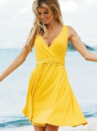 3. Simple Sundress