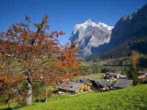 3.  Switzerland