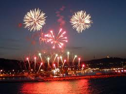 4.  Experience Fireworks In Barcelona, Spain