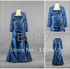 4. Floor Length Strapless Dress with added Jacket for Winter
