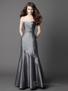 4. Satin Mermaid Style