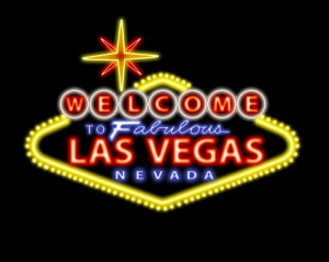 6. Head Over to Sin City