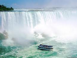 6. Mist Away To Niagara Falls, New York