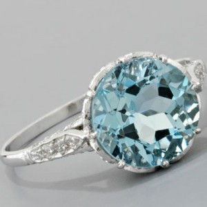 Top Ten Gemstones In Non Diamond Engagement Rings