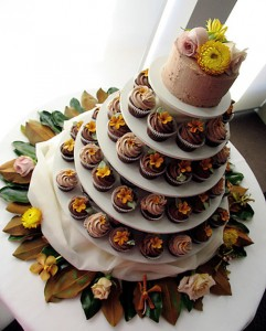 7. Cupcake Cake