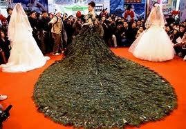 7. Themed Wedding Dresses