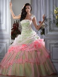 8. Two Tone Dress