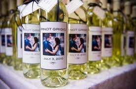 9. Personalized Bottle Of Wine