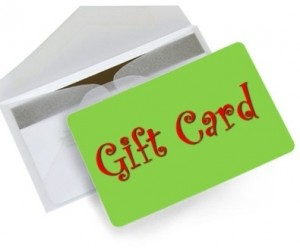 9. The Versatility of Gift Cards