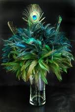 Top 10 Unique Peacock Wedding Centerpieces For A Beautiful Wedding Day