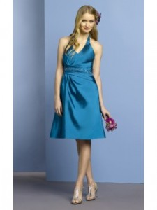 1. Halter Dress