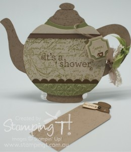 10. Tea Party Shower