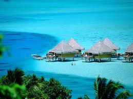 2. Bora Bora