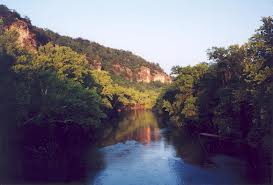 3. The Ozarks, Missouri