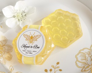 4. Honey Soap