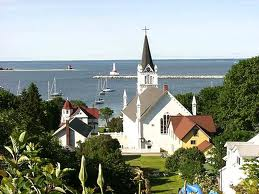 4. Mackinak Island, Michigan
