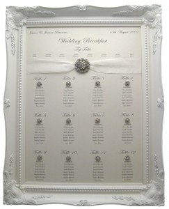wedding table plans online