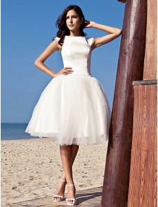 8. Ball Gown Wedding Dress
