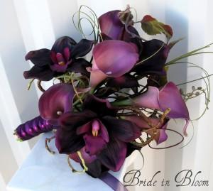 8. Calla Lilies in Purple