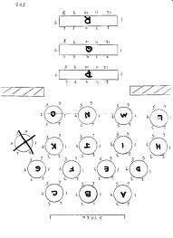 8. Seating Arrangement
