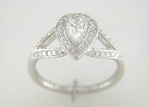 8. Surrounded Diamond