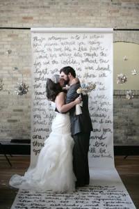 8. Written Paper Scroll