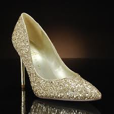 9. Glitter Shoes