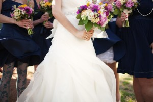 Top 10 Darling to Daring Navy Bridesmaid Dresses