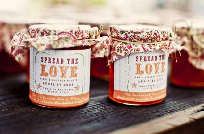 Cheap Homemade Wedding Favors Ideas: 10 Inexpensive Engagement Party Favor Ideas