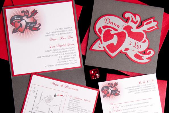 Brides Wedding Invitation Kits: 10 Creative Wedding Invitation Kits