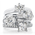 Moissanite_Rings_Stack
