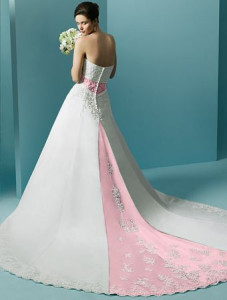 Pink-wedding-gowns-be-a-princess-in-your-wedding-budget-brides