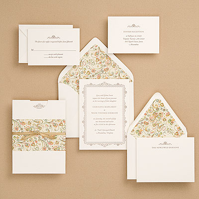 10 creative wedding invitation kits – bestbride101, Wedding invitations