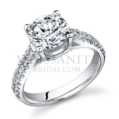 How Many Carats Is Ideal Engagement Ring