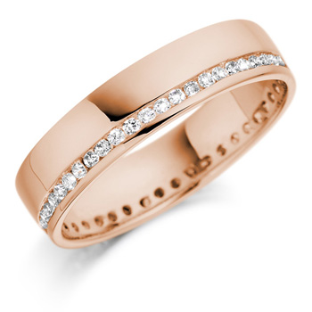 wedding ring band all gold jewelry