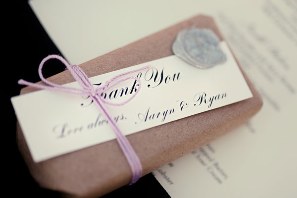 Thank You Notes Wording for Wedding Gifts