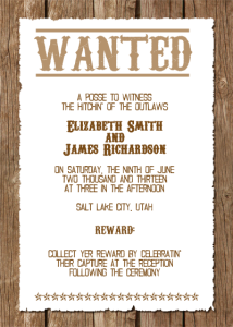 western-wedding-invitation-template
