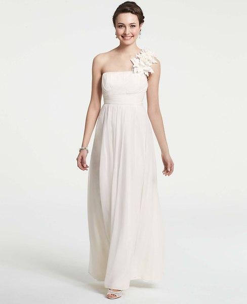 The top ten ann taylor wedding dresses for petite women in for Anne taylor wedding dress