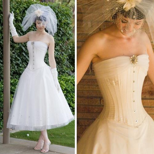 Tea Length Wedding Dress Designers - Ocodea.com