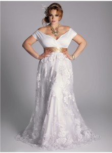 vintage-wedding-dresses-plus-size