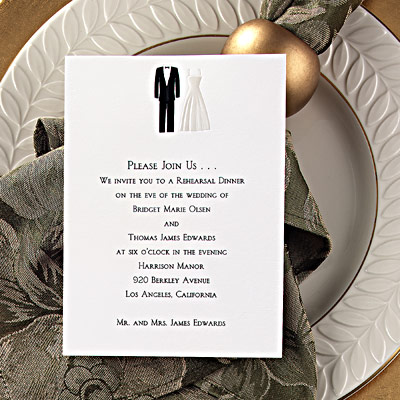 10 Affordable Places To Find Rehearsal Dinner Invitations