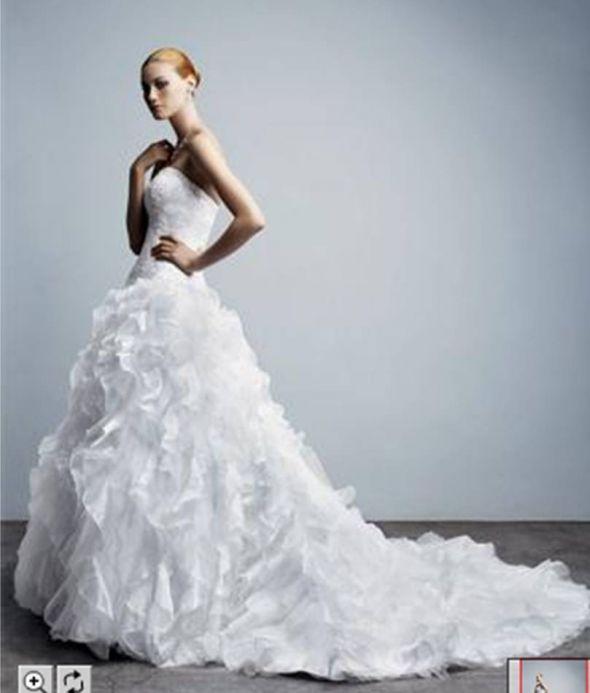 Davids Bridal Wedding Gown: Ten Best Lace Wedding Dress Designers