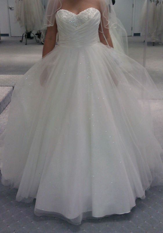 Alfred Angelo Wedding Dress 205