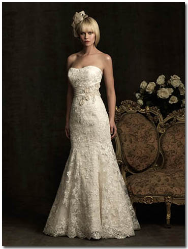 Allure Bridal Plus Wedding Dress 8917
